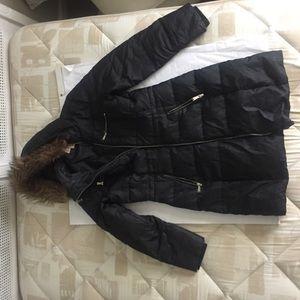 MICHAEL KORS Black winter jacket - Medium